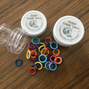 Soper Creek Yarn Stitch Markers