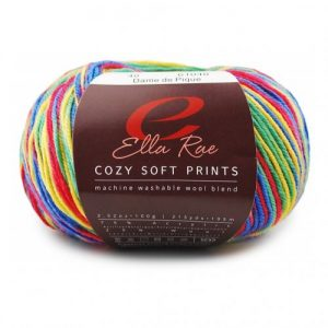 Ella Rae Cozy Soft Prints