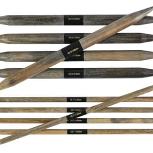 Lykke Driftwood 15 cm (6inch) double pointed needles