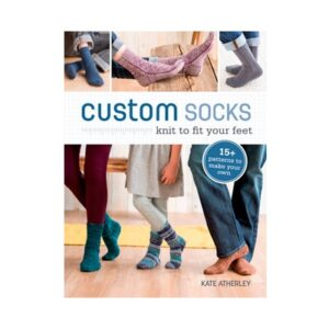Custom Socks – Knit to Fit Your Feet